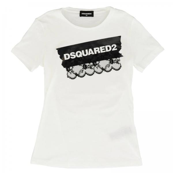 Camisetas Dsquared2 Junior DQ03CM D00A8