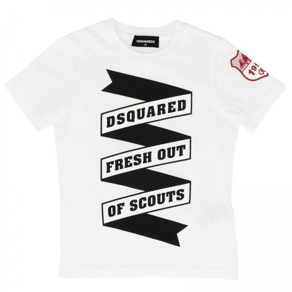 T-Shirt Dsquared2 Junior DQ039Z D00TJ