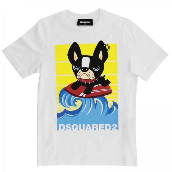 T-Shirt Dsquared2 Junior DQ03A1 D00MQ