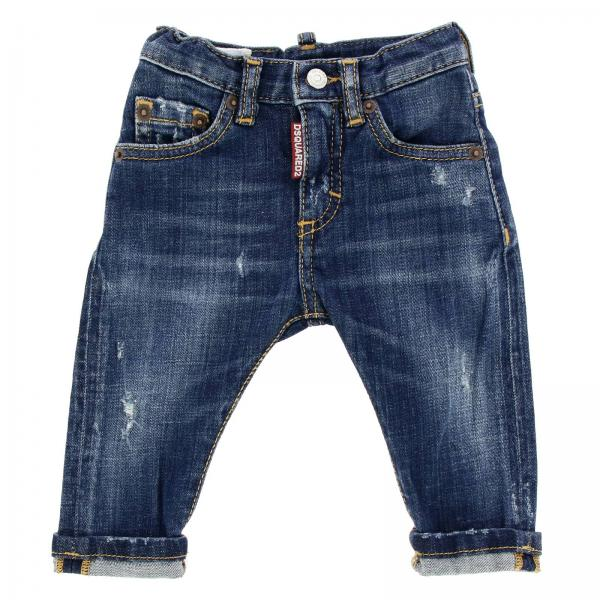 Jeans Dsquared2 Junior DQ01TC D00TG