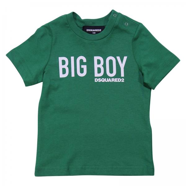 Camiseta Dsquared2 Junior DQ03BR D00MM