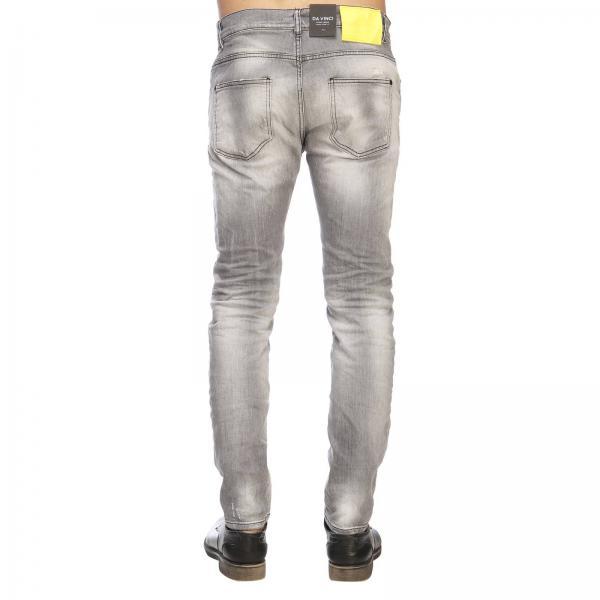 Gris Frankie verano Primavera Jeans 2019 Morello Fmcs9147jegiglio Hombre wPtCnx1qF