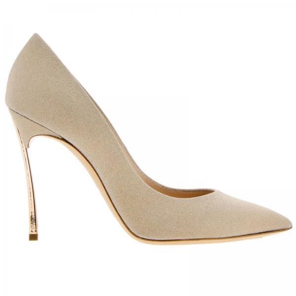 verano De Primavera Salón Casadei Zapatos 2019 1f161d100mmsel90zgiglio Mujer Gold pOwF6