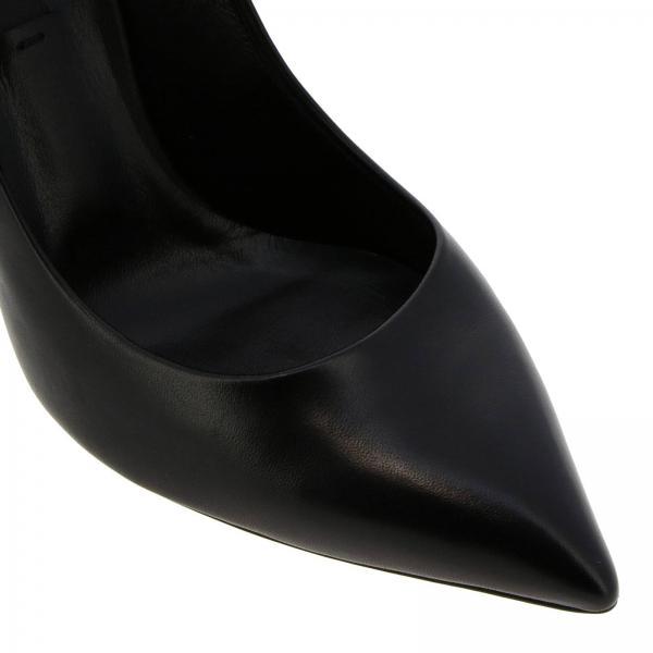 verano 1f207g100mt933n11giglio Primavera 2019 Negro De Salón Zapatos Casadei Mujer xC7v6Fnqw