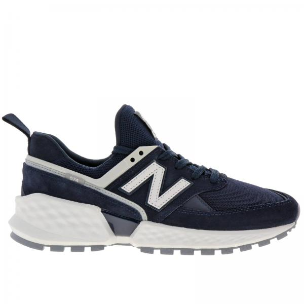 31a24bbc068c6 Trainers Men New Balance Navy | Shoes Men New Balance | Trainers New ...