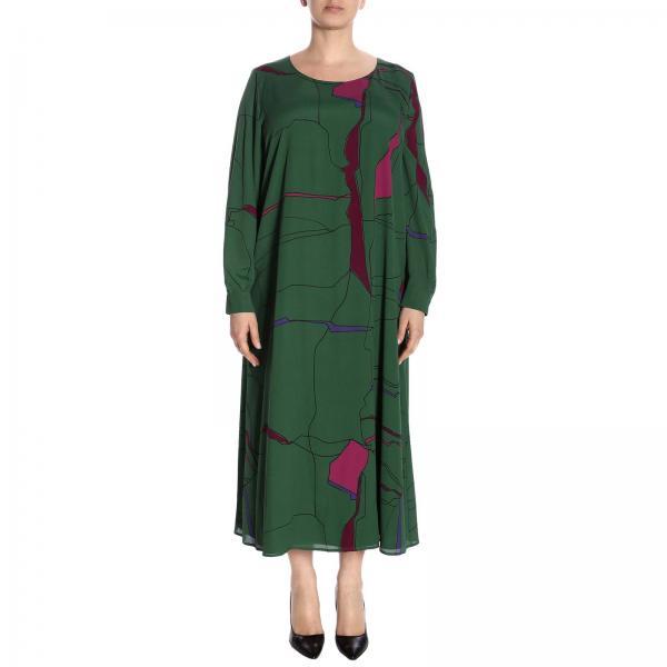 Green Forest Vestido 2221089giglio Primavera 2019 Mujer verano Rinaldi Marina WqTTnAU4IS