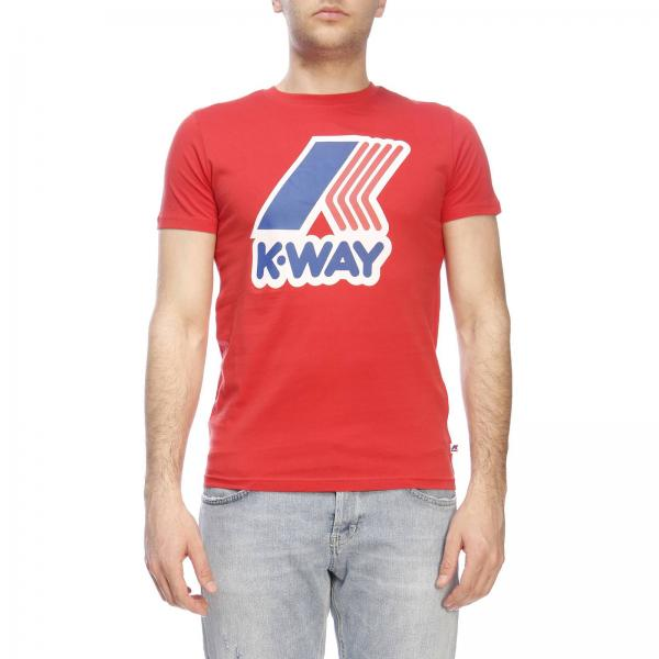Camiseta K-way K009FF0