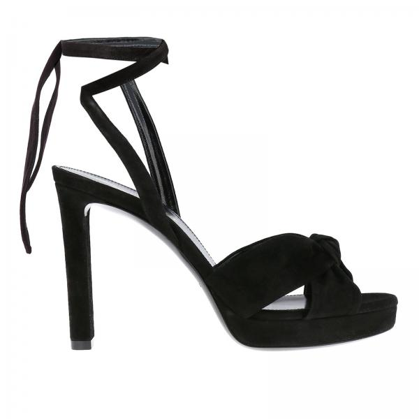 Heeled sandals Saint Laurent 566527 0LI00
