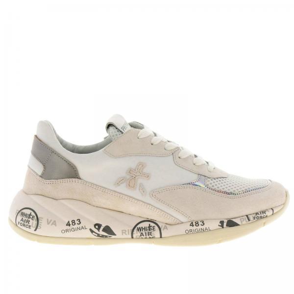 verano Mujer Zapatillas Blanco 2019 Scarlettgiglio Primavera Premiata Xww8dr