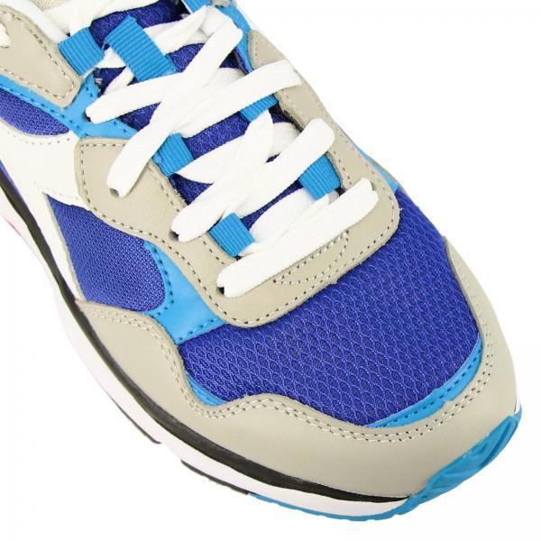 In Micro Run Tricolor E Pelle Camoscio Sneakers Rete Whizz Diadora vmnOy0N8wP