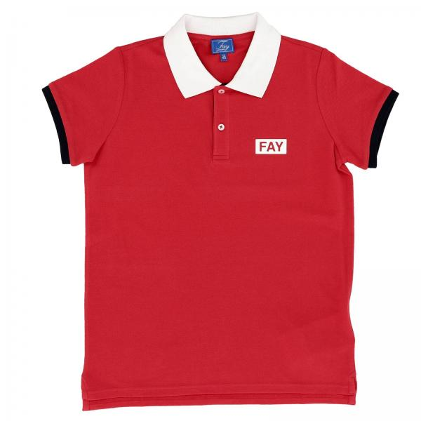new arrival 09496 2f5d6 T-shirt Fay