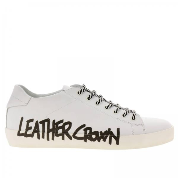 Sneakers Leather Crown MLCLOGO