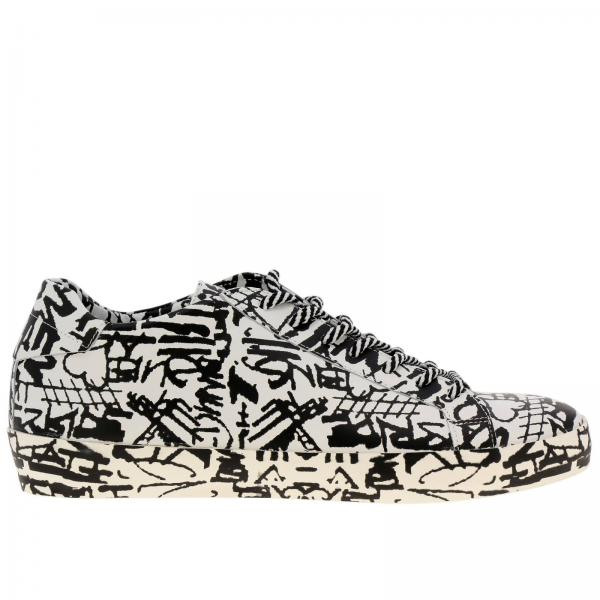 Zapatillas Leather Crown MLCGRAFFIT