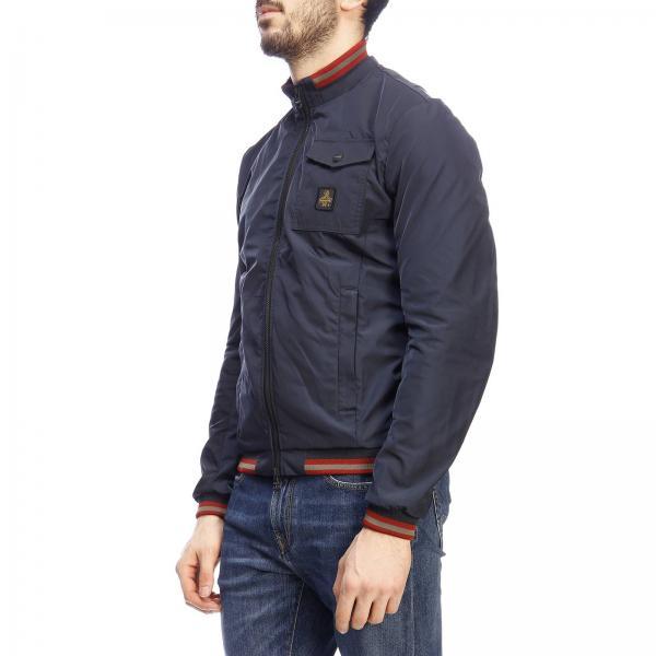 Chaqueta verano G98000 Hombre Primavera Ny3276giglio Refrigiwear 2019 6xF6Xqr