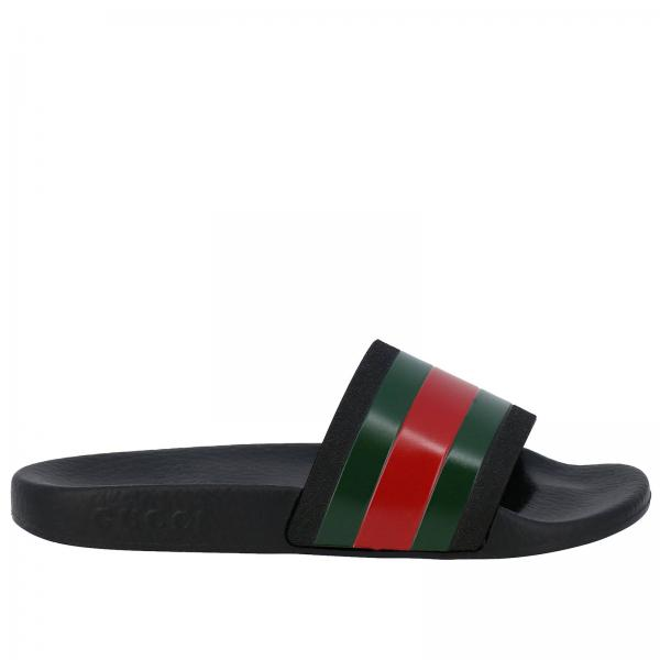 b0b540c98bc Gucci Little Boy s Black Shoes