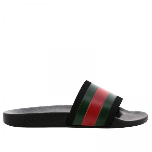 06c587037871 Gucci Little Boy s Black Shoes