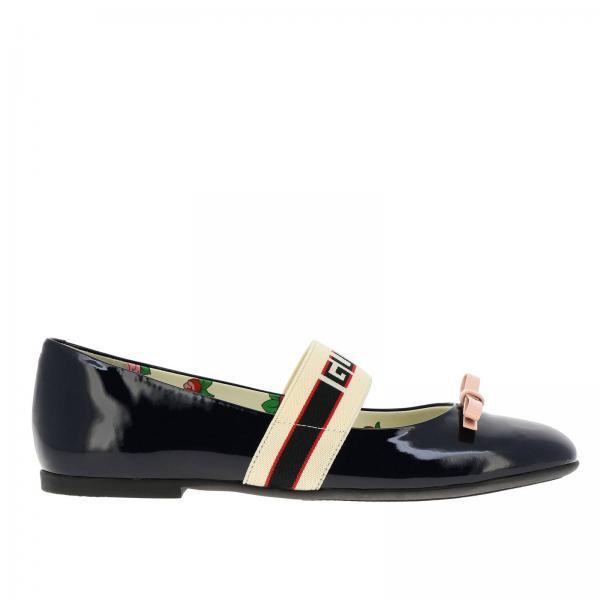 1aacc78ce Обувь Gucci для детей | Новая коллекция на Giglio.com