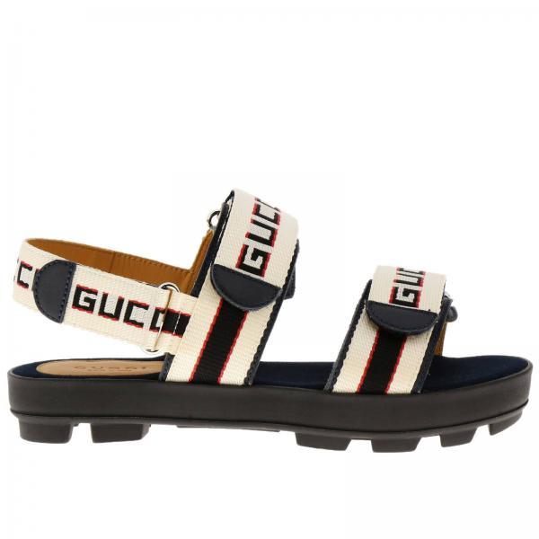 b1d7bdf8945 Shoes little girl Gucci Blue
