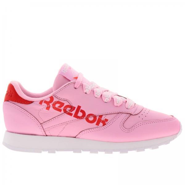 reebok rosa sneaker