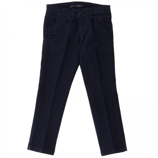 Pantalone JB1046 Jeckerson a 5 tasche in raso stretch