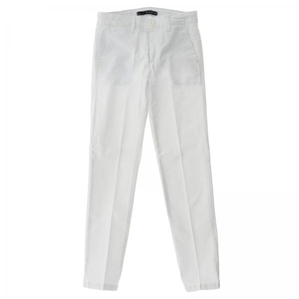 Pantalone J1046 Jeckerson a 5 tasche in raso stretch