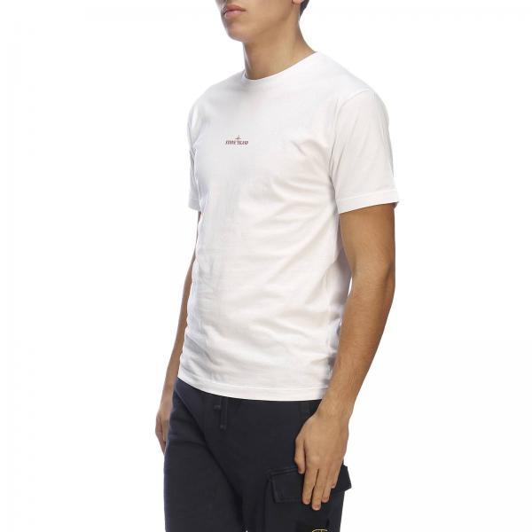 Maniche T Con Stampa By Corte shirt Maxi Stone Island A trBshdQCxo