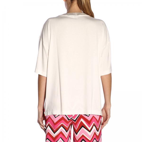 Primavera 2019 Mujer Camiseta Missoni verano 2dl00001 2w0026giglio M ZxxaX