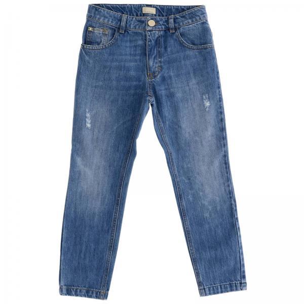 promo code 7ce18 d1779 Little Girl's Jeans Elisabetta Franchi