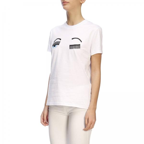 verano Chiara Cft057giglio Camiseta Primavera 2019 Ferragni Mujer zBqngX46