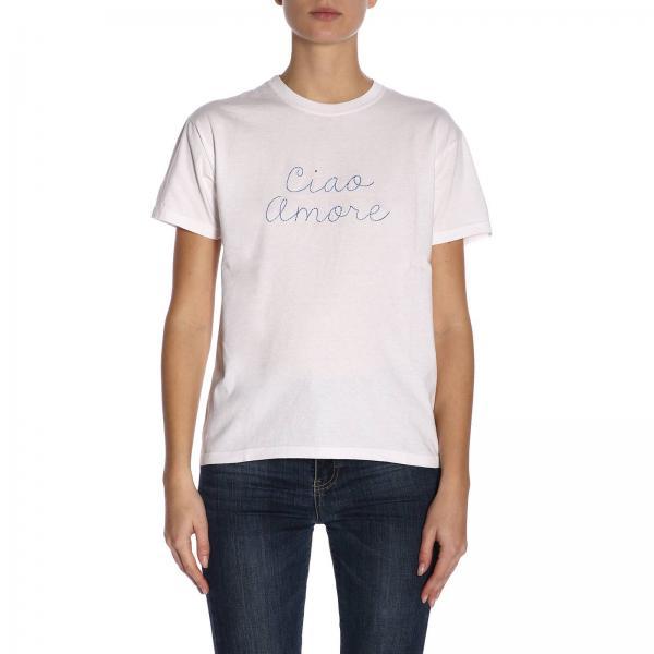 Giada Benincasa Women S White T Shirt T Shirt Women Giada