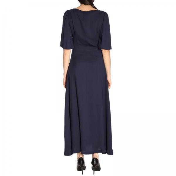 Primavera Vivetta 2019 Blue Mujer Vestido Pistoiagiglio verano 6wHP7xqBz
