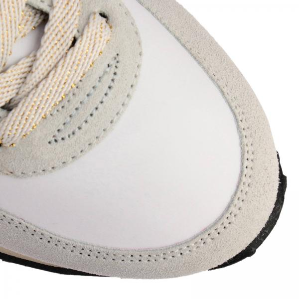 Pelle Maxi Donna Suola In E Rifiniture Sneakers Con Laminata GhoudRush Rslw Camoscio Gomma Nylon dxtBohrCsQ
