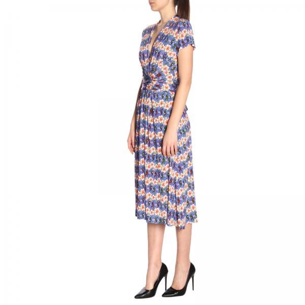 Vestido Azul verano Primavera To226 Mujer V329giglio 2019 Ultrachic ar8qaT