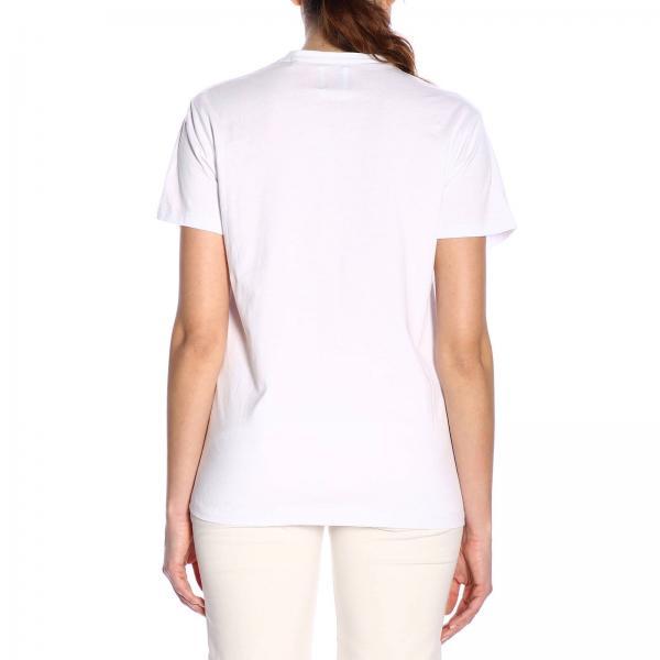 Blanco Mujer Camiseta Dp1 Ultrachic verano C40 Elvis Whitegiglio 2019 Primavera EREdq