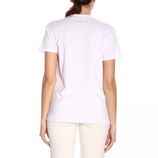 Dp1 Camiseta verano Primavera C40 Blanco Mujer 2019 Cash Whitegiglio Ultrachic vqwqSxFt