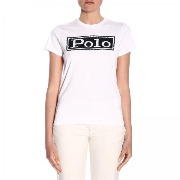 Women's T Shirt Polo Ralph Lauren by Polo Ralph Lauren