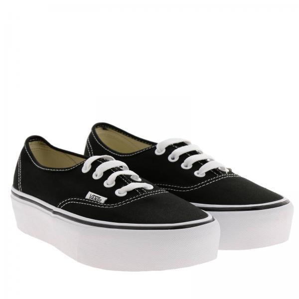 Zapatillas verano Negro 2019 Mujer Vans Vn0a3av8bgiglio Primavera rw1rgUq