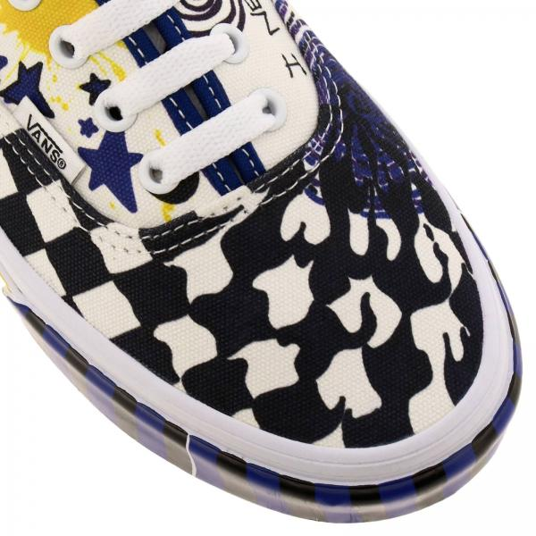Sneakers Stampa Tela Authentic Galactic Goddes Scarpe knwX0PO8