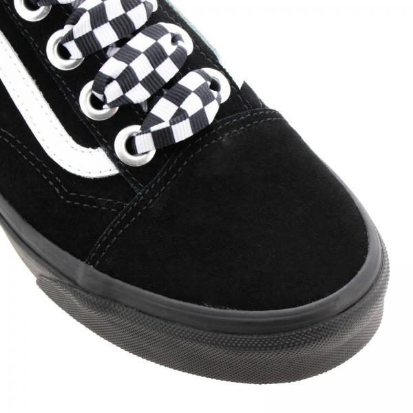 Zapatillas Primavera Vn0a38g1vgiglio Vans Negro 2019 verano Mujer AqAHrw4