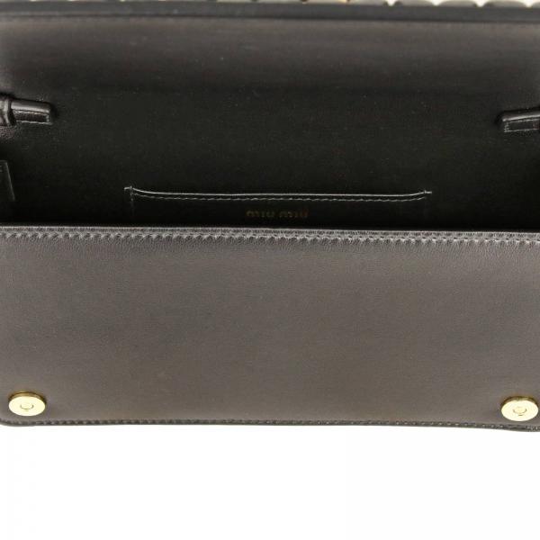 Mini Pelle Strass MiuA N88 Con Tracolla Maxi Matelassé In By Borsa Donna 5bp001 rdxCBoeW