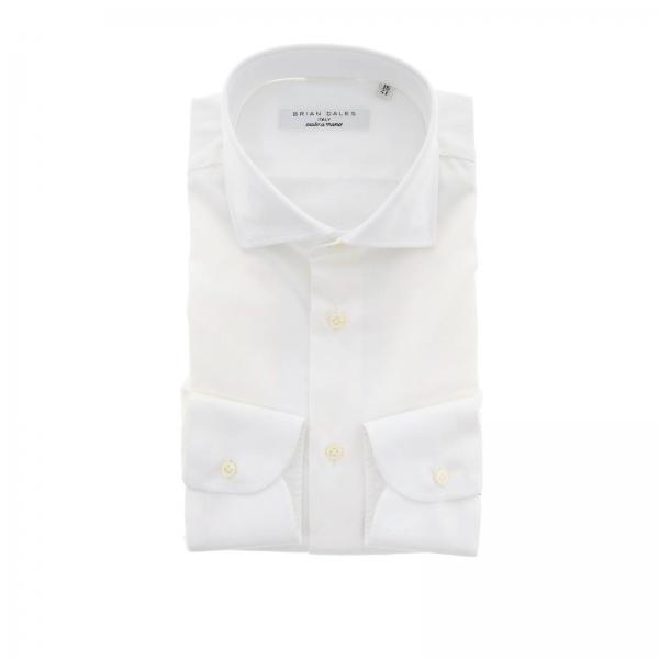 Camicia Brian Dales Camicie classica Sartoriale in cotone con collo francese