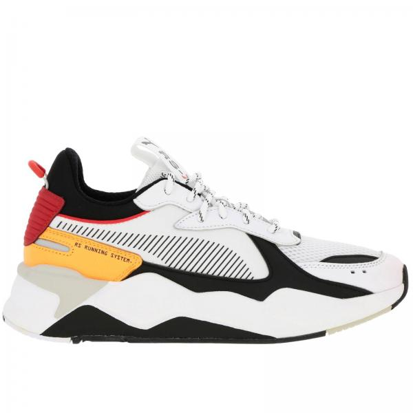 Pelle Rs x Tracks Sneakers Puma Neoprene In Stringata E SzGqVUMp