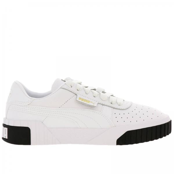 zapatillas puma blanco