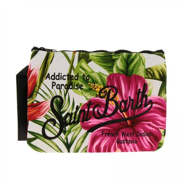 Mini bag Mc2 Saint Barth PARISIENNE VINTAGE TROPICAL 01