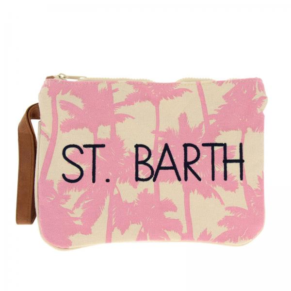 Mini bag Mc2 Saint Barth PARISIENNE EMBRY SB PALM 2161