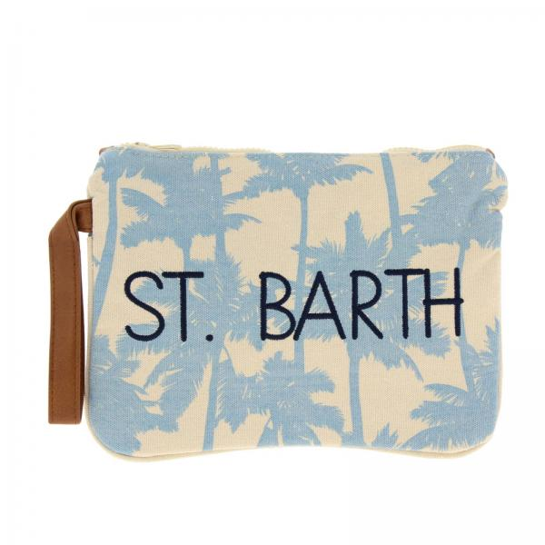 Mini bag Mc2 Saint Barth PARISIENNE EMBRY SB PALM 3161