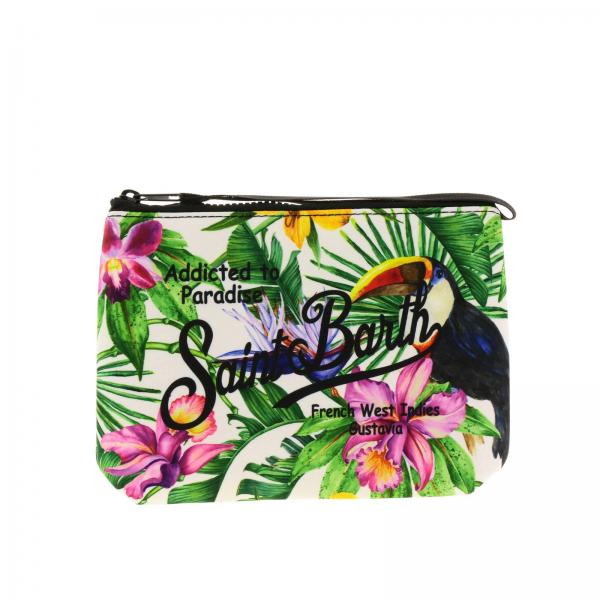 Mini bag Mc2 Saint Barth ALINE TOUCAN JUNGLE 11
