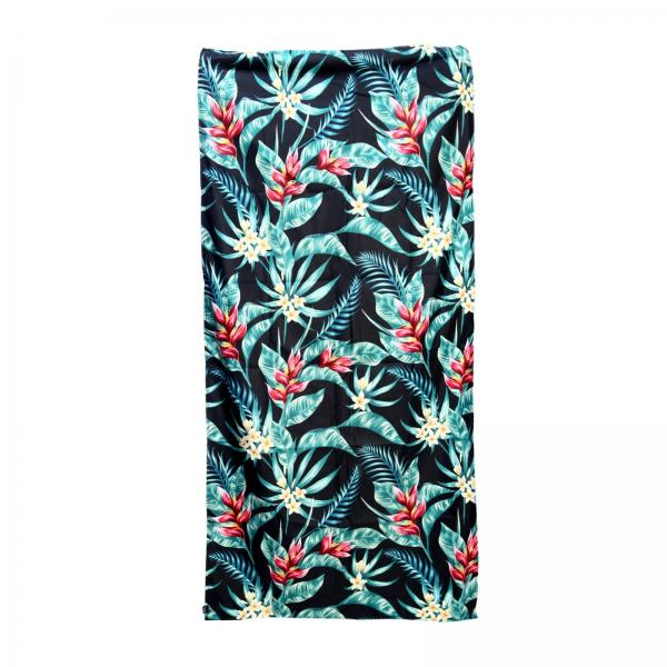 Beach towel Mc2 Saint Barth AIDAN HELICONIA 00