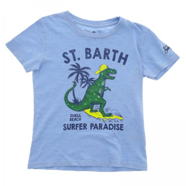 T-shirt Mc2 Saint Barth FLYNN DINO SURFING 31