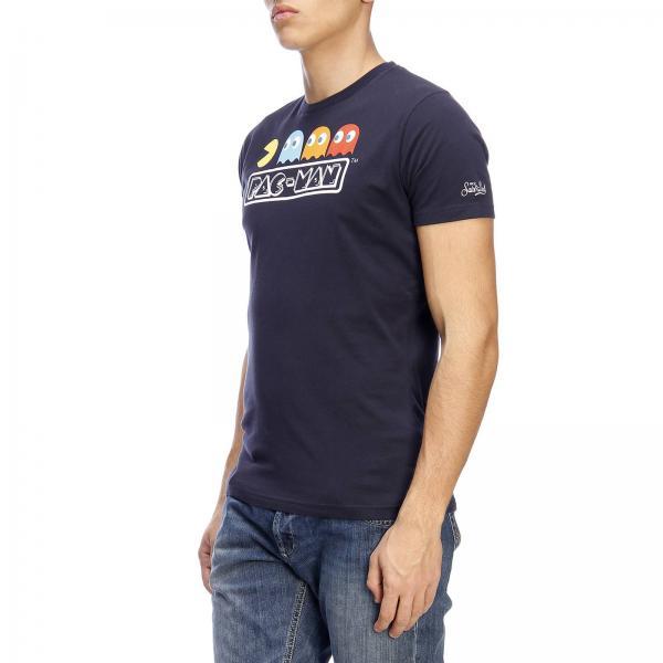 Blue Tshirt Barth Primavera Mc2 Camiseta 61giglio Saint Hombre Man verano 2019 Eater RnpXwWI